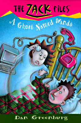 A Ghost Named Wanda By Greenburg, Dan/ Davis, Jack E. (ILT)