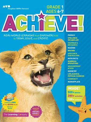 Achieve! Grade 1 By The Learning Company (COR)