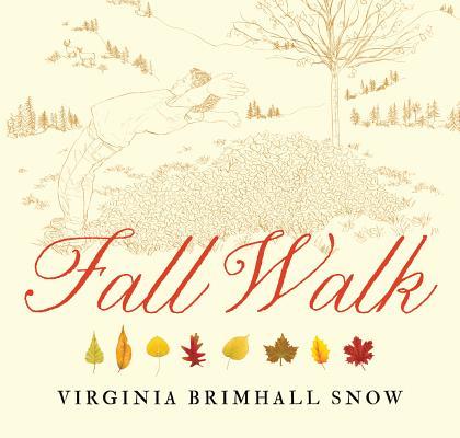 Fall Walk By Snow, Virginia